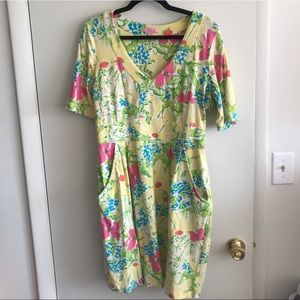 Lilly Pulitzer XL Dress